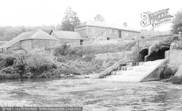 Calne,Hazeland Mill c1965,Wiltshire