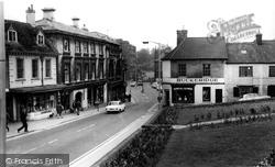 Calne, High Street c.1965