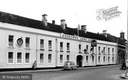 Calne, Lansdowne Arms Hotel c.1960