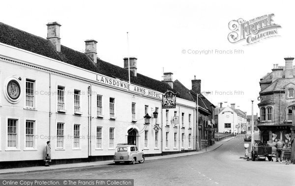 Photo of Calne, Lansdowne Arms Hotel c.1960