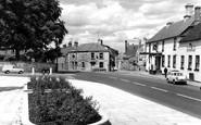 Calne, London Road c1965