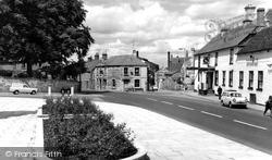 Calne, London Road c.1965