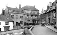 Calne, Market Hill c1950