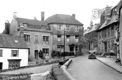 Calne, Market Hill c.1950