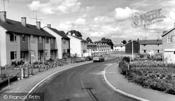 Calne, Newcroft Road c.1960