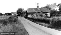 Calne, Ratford c.1960