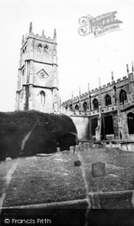 Calne, St Mary's Church c.1970