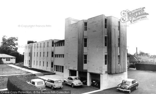 Photo of Calne, St Mary's School c.1970