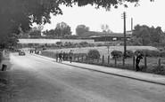 Calne, Station Road c1950