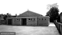 Calne, The Boy Scouts Hall c.1965
