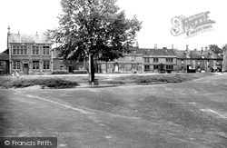 Calne, The Green c.1955