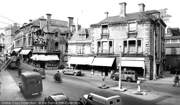 Photo of Calne, The Strand 1957