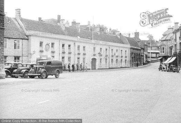 Photo of Calne, The Strand c.1950