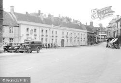 Calne, The Strand c.1950