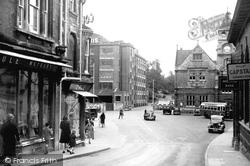Calne, The Strand c.1955