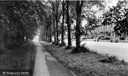 Calne, Wessingham Avenue c.1960