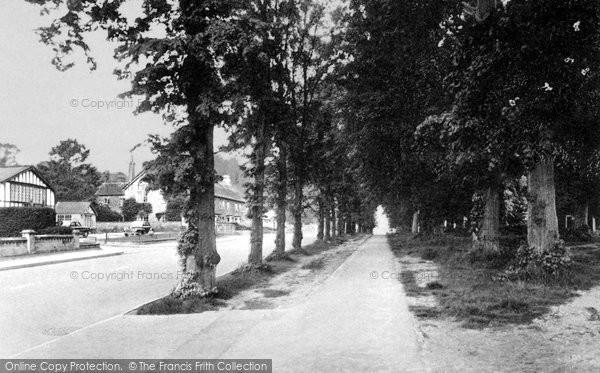 Photo of Calne, Wessington Avenue c.1960