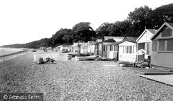 Calshot, The Beach c.1960