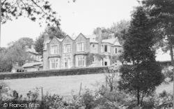 A House In Cliff Park c.1960, Calver