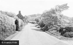 Bar Road c.1960, Calver