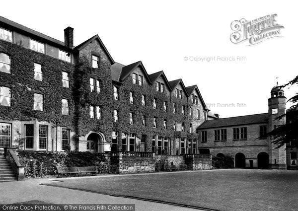 Calver, Cliff College c1950