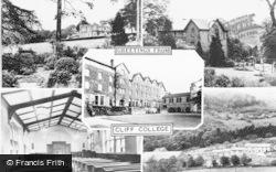 Cliff College Composite c.1960, Calver