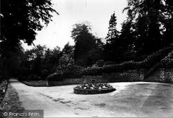 Cliff College Students Entrance c.1960, Calver
