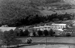 Cliff College, Tea Hall And Youth Camp c.1960, Calver