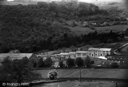 Cliff College Youth Camp c.1960, Calver