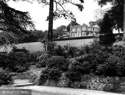 Cliff Park c.1960, Calver