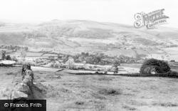 Curbar Edge c.1960, Calver