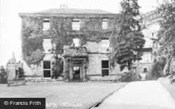 Principal's House c.1960, Calver