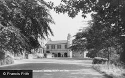 The Chadwick Memorial Chapel, Cliff College c.1950, Calver