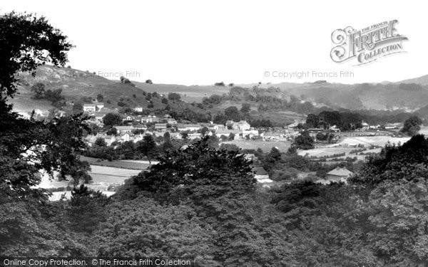 Calver, the Cliff Park c1950