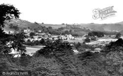 Village From Cliff Park c.1950, Calver