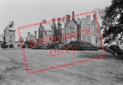 Cloverley Hall 1911, Calverhall