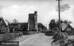 The Village c.1955, Calverhall