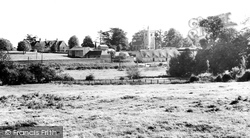 Calverton, The Village c.1955