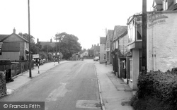Cam, High Street c.1955