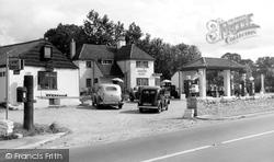 Cam, Mercury Café c.1955