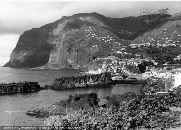 Photo of Camara De Lobos, c.1955