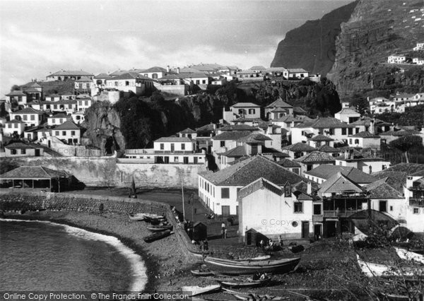 Photo of Camara De Lobos, Vila De c.1955
