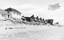 Beach Bungalows c.1955, Camber