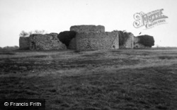 Camber, Castle c.1960