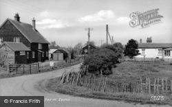 Farm Lane c.1960, Camber