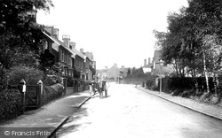 Gordon Road 1908, Camberley