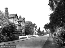 Gordon Road 1931, Camberley