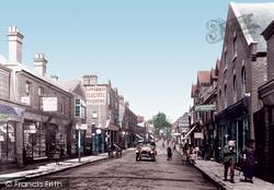Camberley, High Street 1919