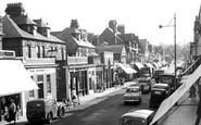 Camberley, High Street c1955