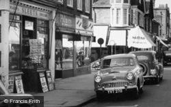 High Street Newsagents 1956, Camberley